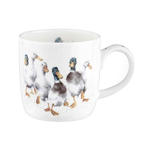Portmeirion Home & Gifts MMPP5629-XSM Quackers (Enten), keramik, 11 Fluid_Ounces von Portmeirion Home & Gifts