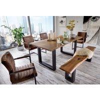 Premium collection by Home affaire Esstisch Queens von Premium Collection By Home Affaire
