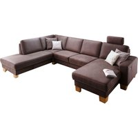 Premium collection by Home affaire Wohnlandschaft Teramo von Premium Collection By Home Affaire