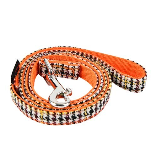 Puppia 66987894 Auden Lead, Orange, L von Puppia