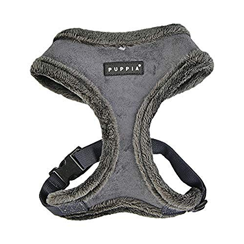 Puppia 66988693 Terry Harness A, Grey, XL von Puppia