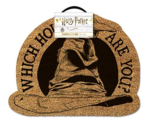 Harry Potter Tapis de Porte Choixpeau von Pyramid