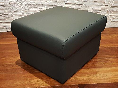 grau lederhocker und weitere hocker g nstig online kaufen bei m bel garten. Black Bedroom Furniture Sets. Home Design Ideas