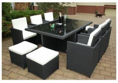 schwarz esstische und weitere tische f r wohnzimmer online kaufen bei m bel garten. Black Bedroom Furniture Sets. Home Design Ideas
