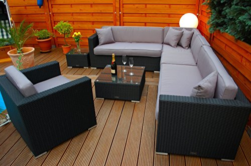 lounge sets und andere gartenm bel von ragnar k. Black Bedroom Furniture Sets. Home Design Ideas
