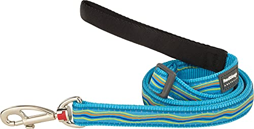 Red Dingo Dream Stream Dog Lead, Large, Turquoise von Red Dingo