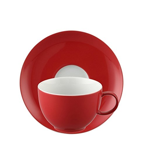 Rosenthal Sunny Day Teetasse 2-TLG. New Red von Rosenthal