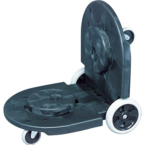 Rubbermaid Tandem BRUTE Dolly - Black von Rubbermaid Commercial Products