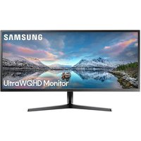 "Samsung Monitor S34J550WQR WQHD-LED-Display 86,7 cm (34"") von Samsung"