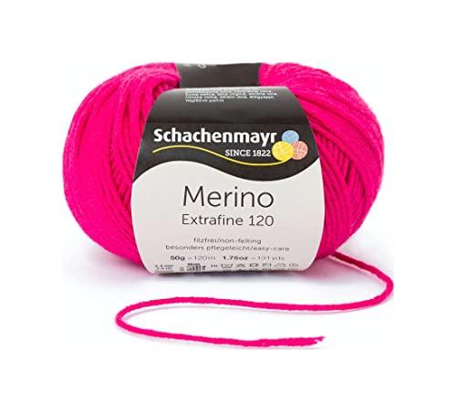 Schachenmayr Wash+Filz it! 9812942 00006 ruby Handstrickgarn