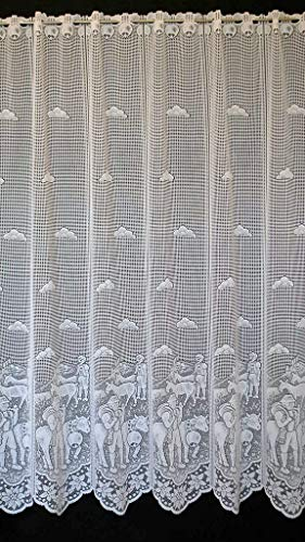 gardinen vorh nge und andere wohntextilien von scheibengardinen 90 130 cm hoch online. Black Bedroom Furniture Sets. Home Design Ideas