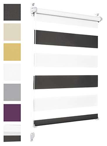 schwarz rollos plissees ohne bohren und weitere rollos g nstig online kaufen bei m bel. Black Bedroom Furniture Sets. Home Design Ideas