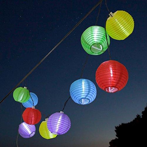 Au enbeleuchtung und andere lampen von spetebo online - Led lichterkette bunt mit fernbedienung ...
