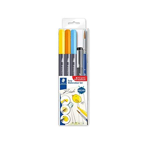 mehrfarbig Acryl 3-teilig Staedtler Kompass mit Bleistift