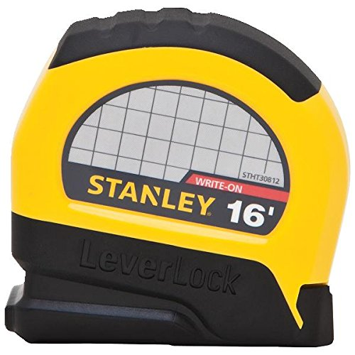 Stanley Hebel Lock Tape Rule, STHT30812 von Stanley