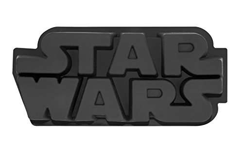 Star Wars Logo Silikon-Backform von Close Up GmbH