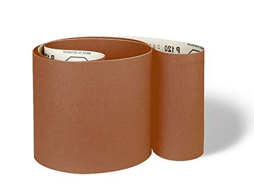 20 x STARCKE Gewebe Schleifband Schleifbänder 732X 75x480 mm Korn 80