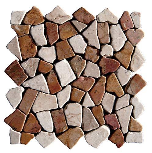 baumarktartikel von stein mosaik g nstig online kaufen bei m bel garten. Black Bedroom Furniture Sets. Home Design Ideas