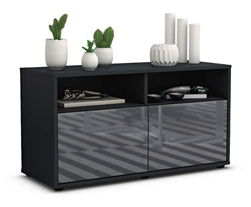 grau designer lowboards und weitere lowboards g nstig online kaufen bei m bel garten. Black Bedroom Furniture Sets. Home Design Ideas