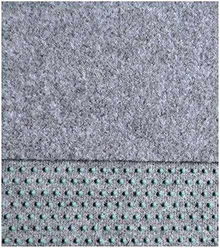 Farbe:Beige havatex Rasenteppich Kunstrasen mit Noppen 1.550 g//m/² Balkon Terrasse Camping Gr/ö/ße:133 x 350 cm Meterware Rot Blau Grau Braun Beige oder Anthrazit wasserdurchl/ässig