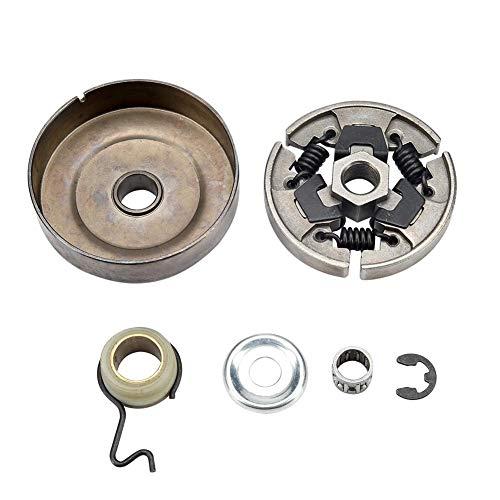 Kettenrad Kupplungssatz Metall für Stihl 036 MS360 Ersatz Reparatur Langlebig