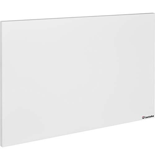 Wandhalterung inkl 1000Watt | Nr. 403129 TecTake 800670 Hybrid Infrarotheizung mit Thermostat schwarz diverse Gr/ö/ßen - /Überhitzungs- und /Überspannungsschutz