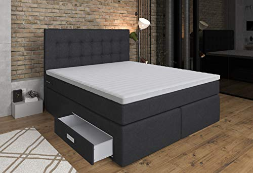 betten von tesladreams g nstig online kaufen bei m bel garten. Black Bedroom Furniture Sets. Home Design Ideas