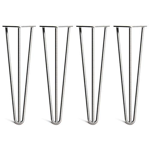 Tisch Haarnadel Beine ~ Tische von The Hairpin Leg Co Günstig online kaufen bei Möbel & Garten