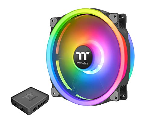 Thermaltake Riing Trio 20 RGB Case Fan TT Premium Edition von Thermaltake