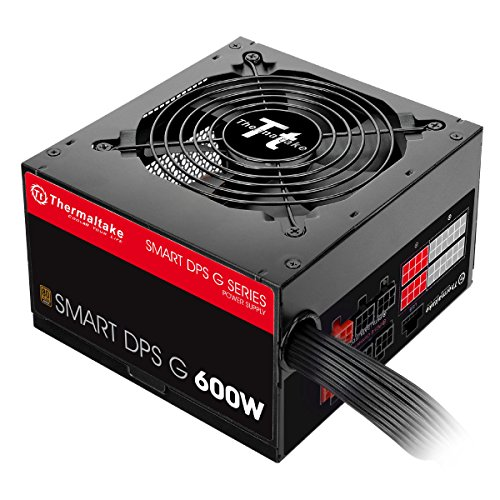 Thermaltake SMART DPS G 600Watt, 80Plus Bronze zertifiziert von Thermaltake