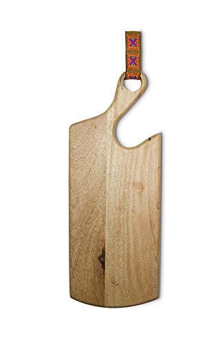 Thirstystone NCGT96 Wooden Serve Board, Brown von Thirstystone