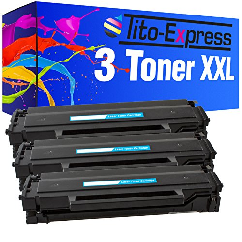 Tito-Express PlatinumSerie 3 Toner XXL kompatibel mit Samsung MLT-D111S 111L Xpress M2020 M2020W M2021 M2021W M2022 M2026 M2070 M2070F M2070FW M2070W M2071W M2071HW M2071FW M2078F von Tito-Express
