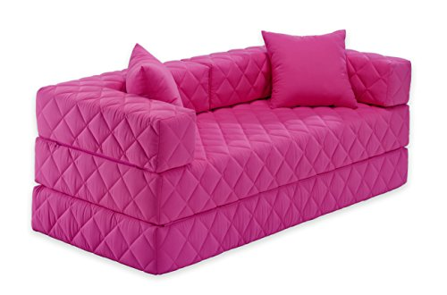 pink schlafsofas und weitere betten g nstig online. Black Bedroom Furniture Sets. Home Design Ideas