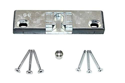72mm D E GU Reparatur Schlosskasten 6-33080-AD-0-1 oder K-20046-JO-0-1 65mm