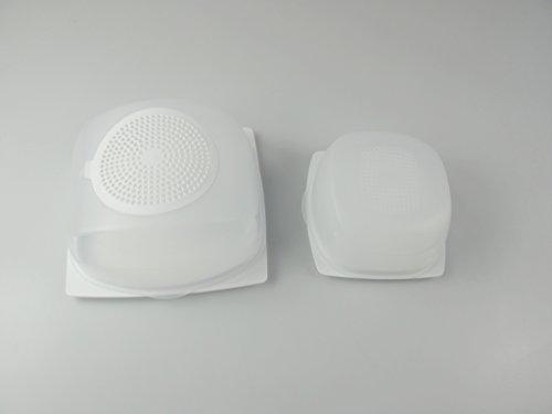 k seglocken und andere k chenausstattung von tupperware. Black Bedroom Furniture Sets. Home Design Ideas