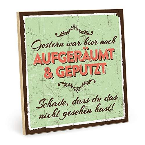 Schild Weihnachtsregeln Shabby Chic Holzschild Weihnachten: Schilder Und Andere Wohnaccessoires Von Typestoff. Online