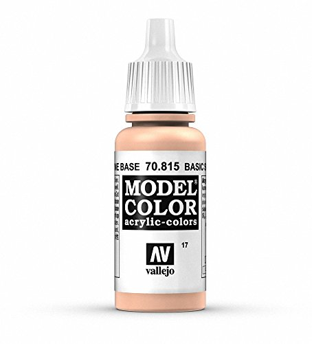 017 Grund Hautfarbe Vallejo Model Color 17ml von Vallejo