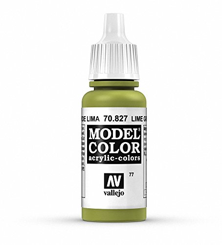 Vallejo, Model Color, Acrylfarbe, 17 ml lindgrün von Vallejo