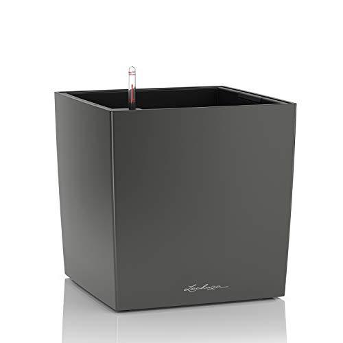 Lechuza Cube Premium 30 anthrazit metallic All-In-One-Set Neu OVP