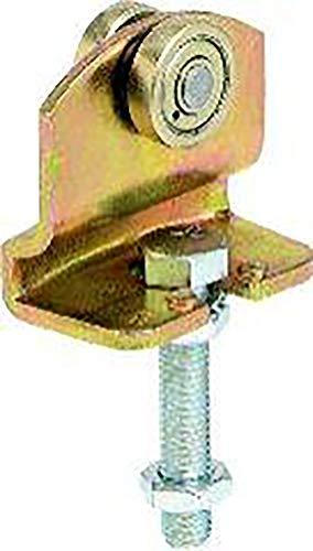 Stahl gelb passiviert ; 1 St/ück F/ührungsrolle HELM 349 S