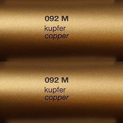 4,99 € //m 5 m Möbelfolie beige matt 61,5 cm Klebefolie für Möbel