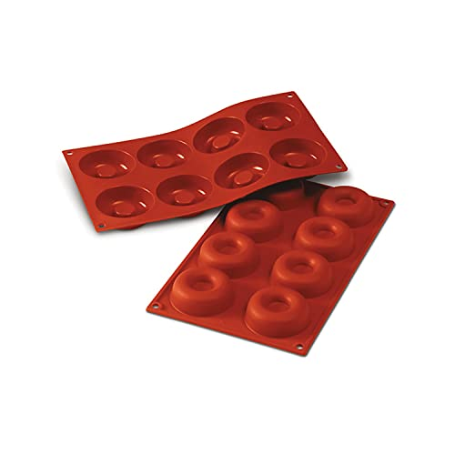 Silikomart 20.011.00.0060 SF 011 SAVARIN - SILICONE MOULD ø65 H 21 MM von Silikomart