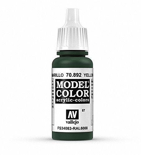 Vallejo, Model Color, Acrylfarbe, 17 ml Gelb Olive von Vallejo