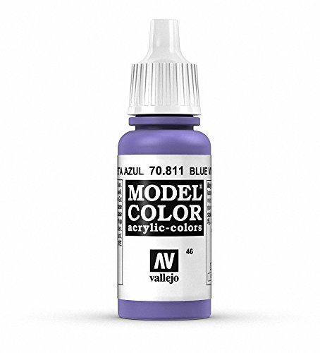 Vallejo, Model Color, Acrylfarbe, 17 ml blauviolett von Vallejo