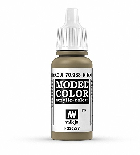 Vallejo, Model Color, Acrylfarbe, 17 ml khaki von Vallejo