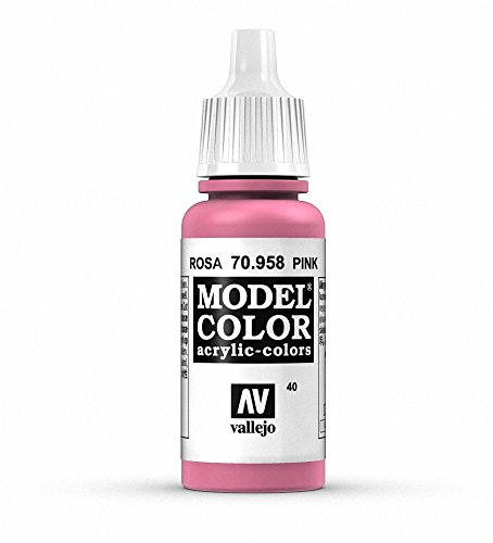 Vallejo, Model Color, Acrylfarbe, 17 ml rose von Vallejo