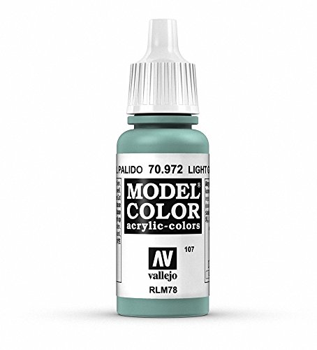 Vallejo, Model Color, Acrylfarbe, 17 ml Hellgrün/Blau von Vallejo