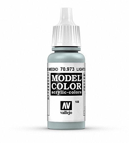 Vallejo, Model Color, Acrylfarbe, 17 ml Hellgrau von Vallejo