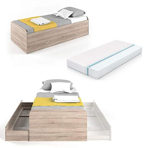 funktionsbetten und andere betten von vicco online kaufen bei m bel garten. Black Bedroom Furniture Sets. Home Design Ideas