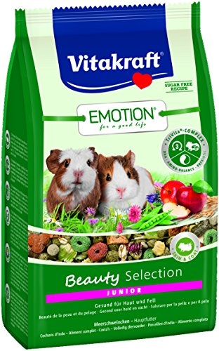Vitakraft Emotion BeautySel. Junior  Meerschweinchen 5x 600g von Vitakraft